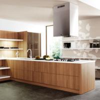 Keukendeurtjes bruin verven